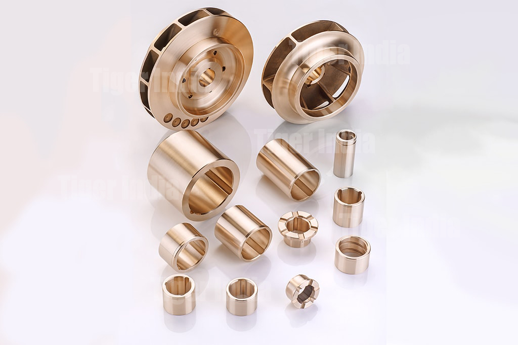 bronze centrifugal casting tiger india product 3