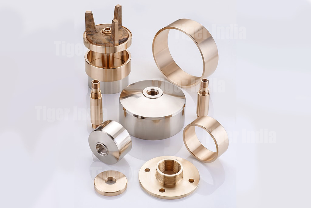 bronze centrifugal casting tiger india product 4